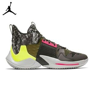 New Jordan Why Not Zer0.2 GS  Basketball Shoes